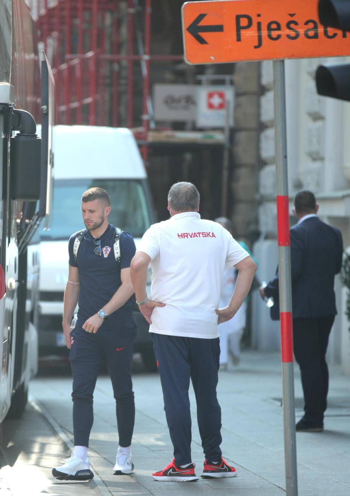 Hrvatska reprezentacija odlazi u  Belgiju na posljednji prijateljski  susret prije Europskog prvenstva