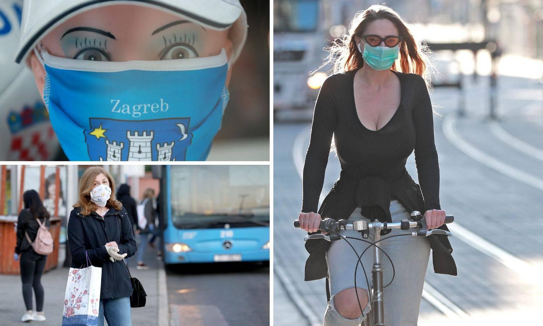 Zagreb uvodi obavezne maske?