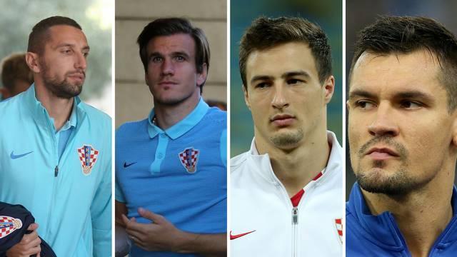 Leovac, Ivan Santini, Mitrović i Lovren otpali s Dalićeva popisa