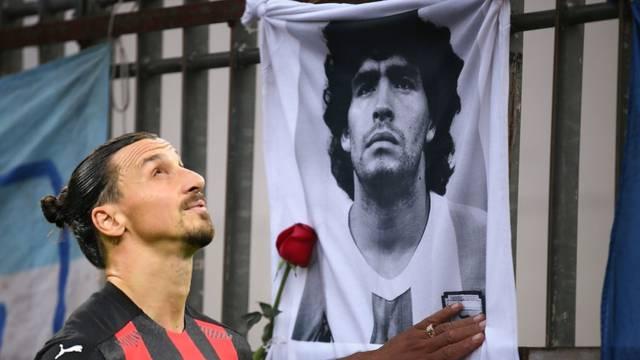Zlatan: Maradona nije mrtav...