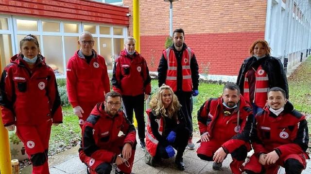 Sopek provela vikend u Sisku: 'Tuga i zajedništvo u ljudima...'