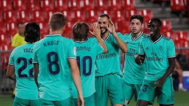 La Liga Santander - Granada v Real Madrid