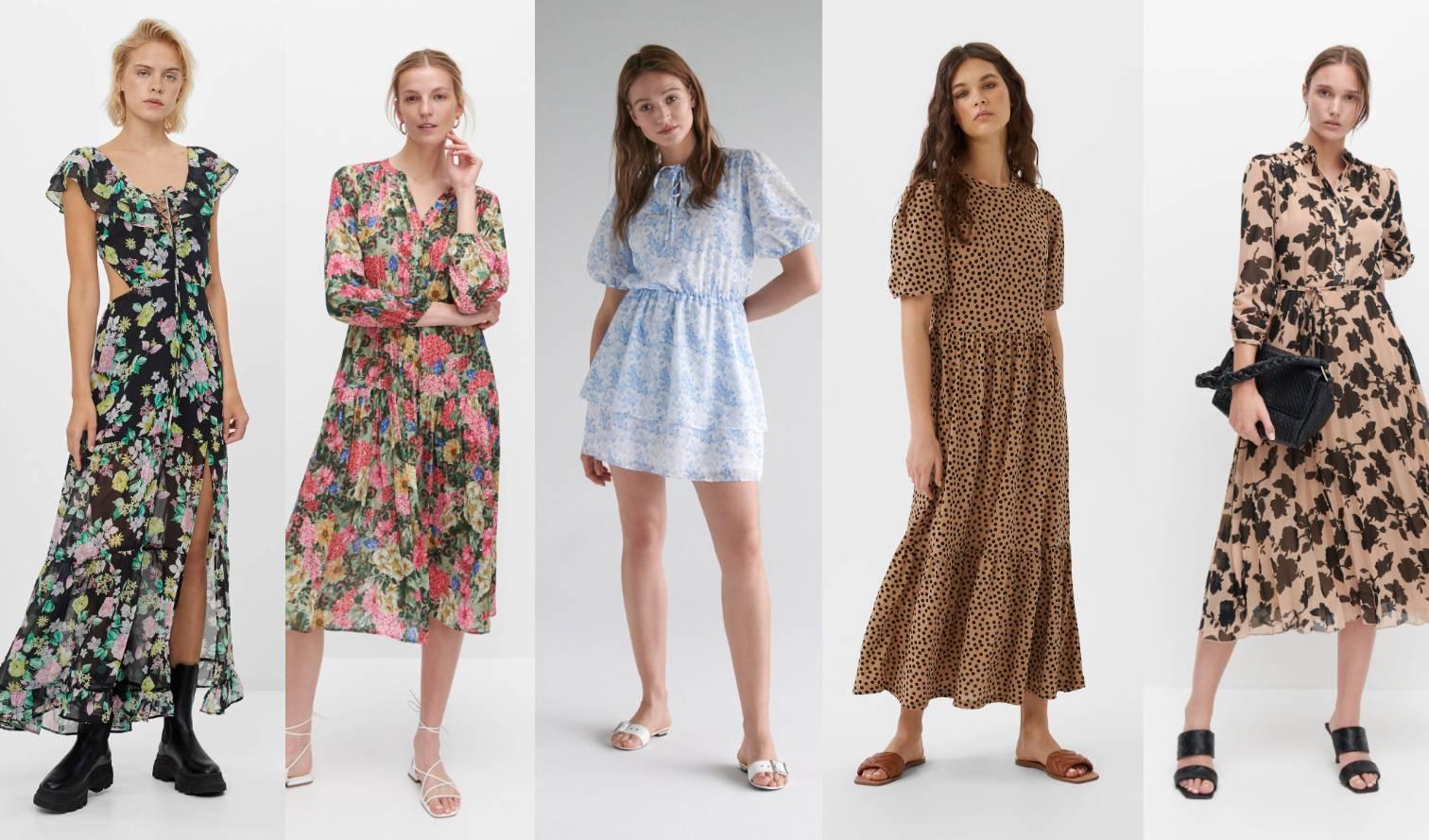U bojama ljeta: 10 komotnih haljina za visoke temperature