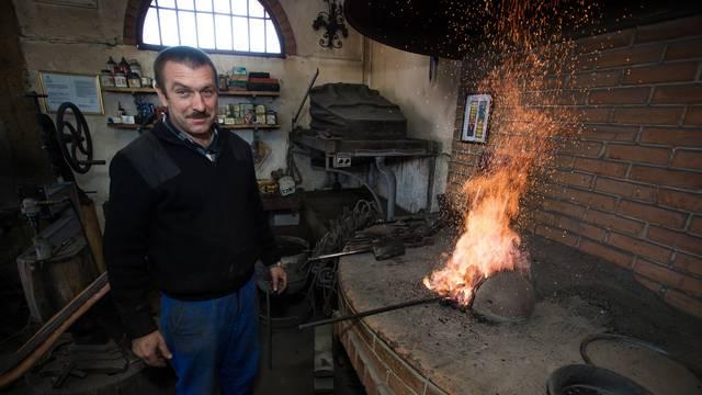 Slavonac Franjo jedini smije izrađivati templarske mačeve