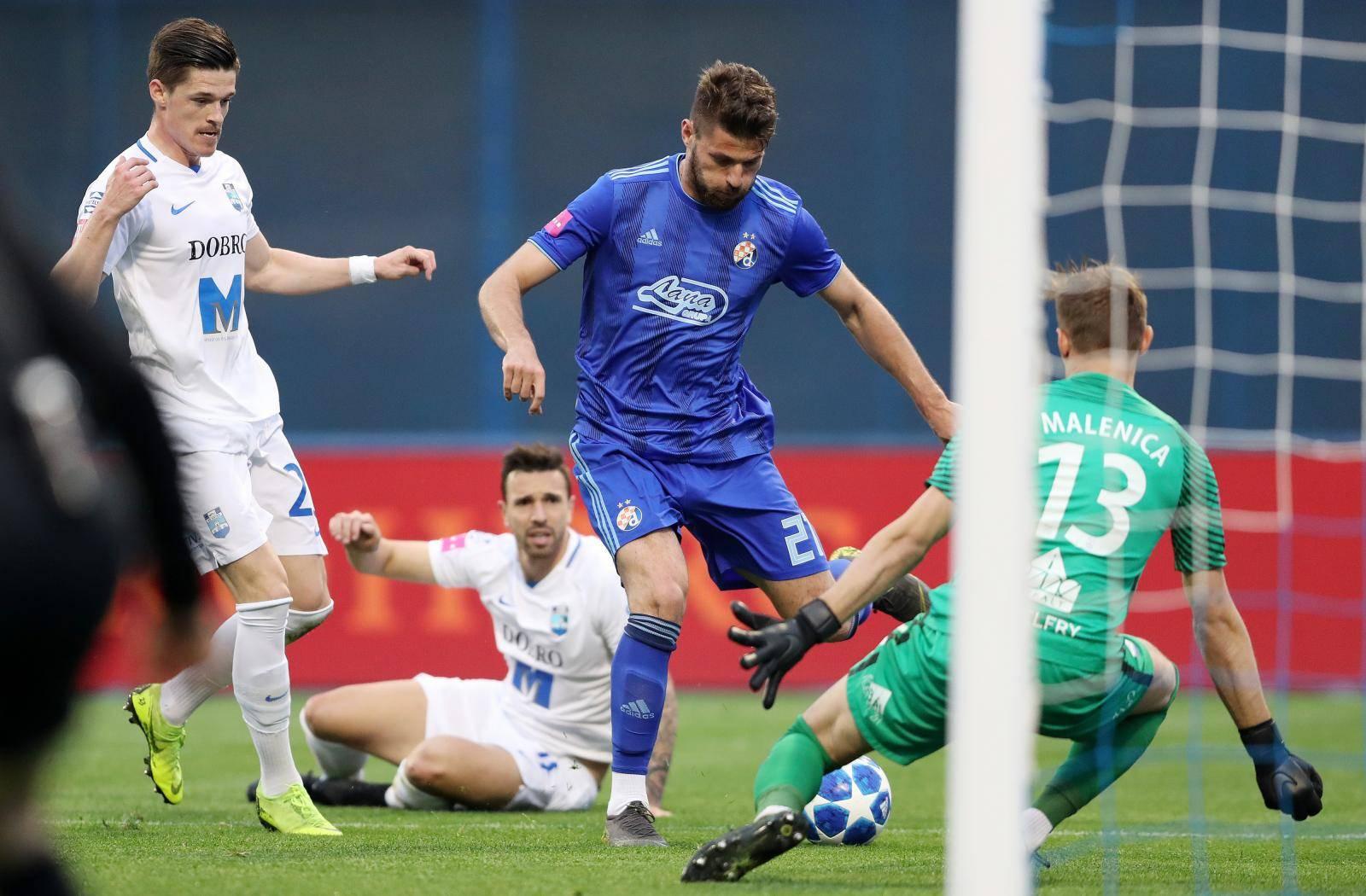 Zagreb: Dinamo i Osijek sastali se u polufinalu hrvatskog nogometnog kupa