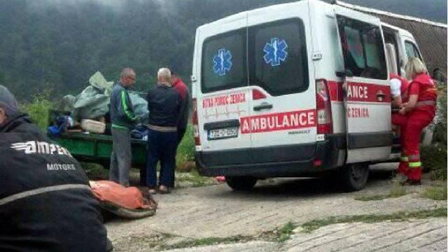 Zenica: Munja ubila lovca kraj šume, kolege su preživjele