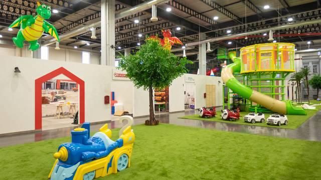 Otvoren je najveći zabavni park u Family Mallu na Jankomiru!