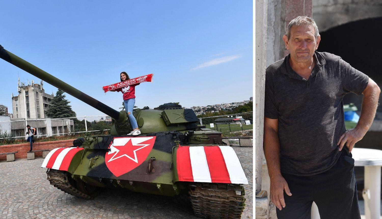 'Ovim tenkom kojim se diče zvezdaši razvaljivali smo JNA'