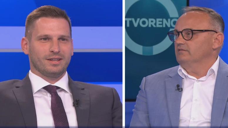 Sučeljavanje kandidata za gradonačelnika Osijeka: 'Obojici su plakati bili skidani'