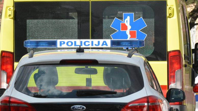 Užas kod Sinja: Mladić (19) poginuo u sudaru s kombijem