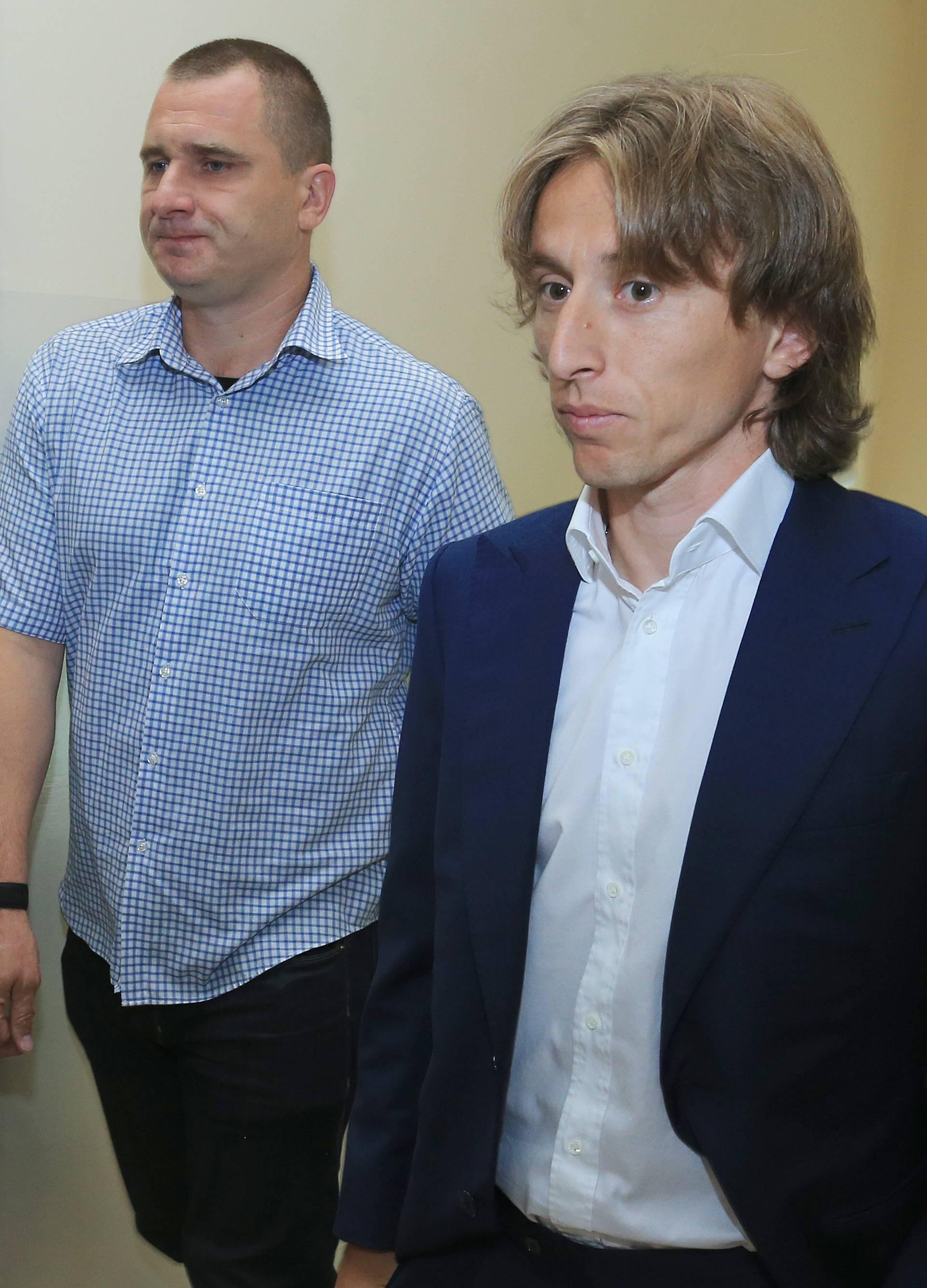 """""""Modrić nije 2005. potpisao aneks ugovora, već iza 2008."""""""