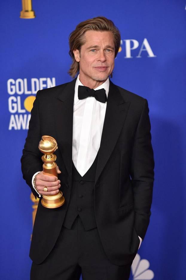 77th Golden Globe Awards - Press Room - LA