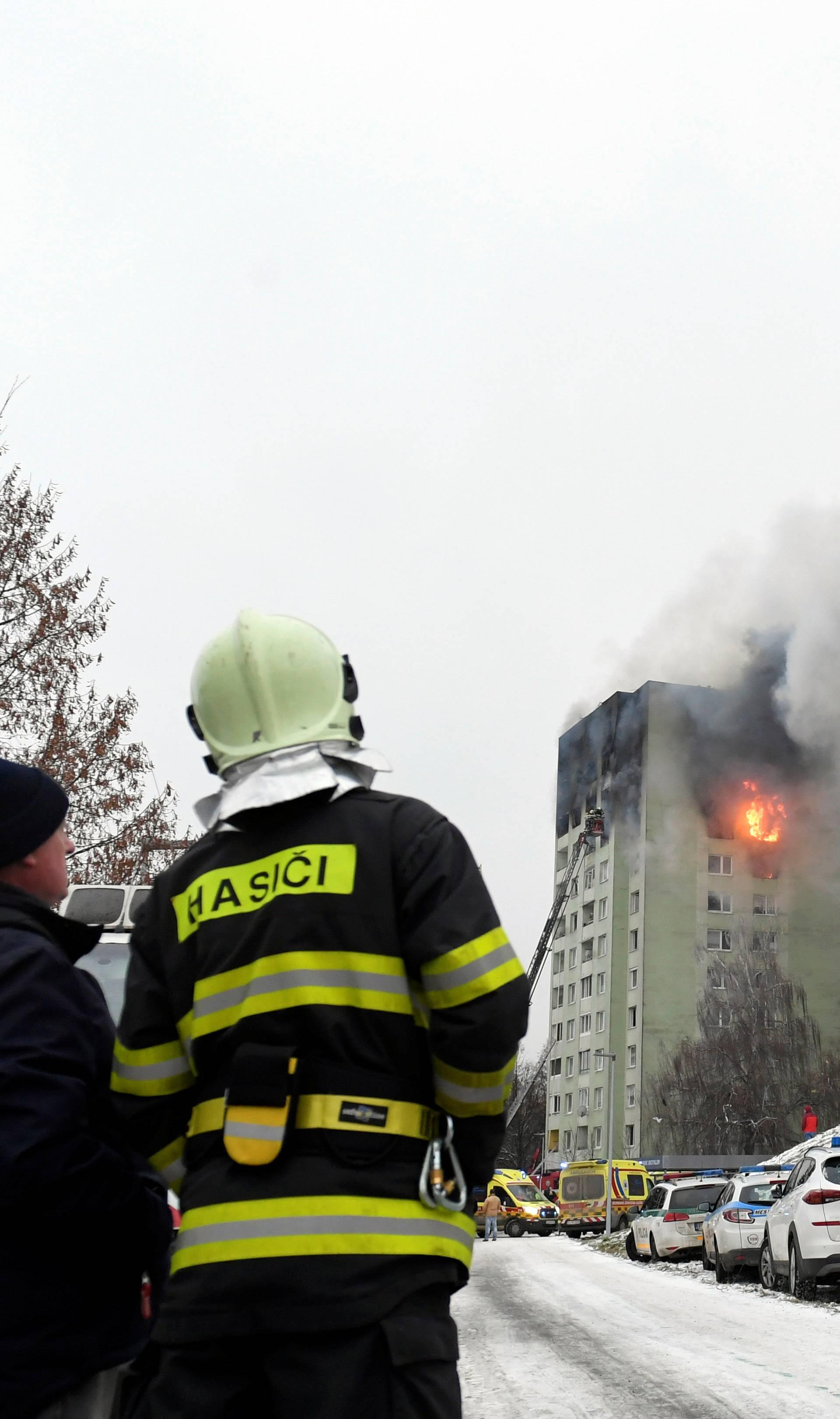 Drama u Slovačkoj: Pet mrtvih, 40 ozlijeđenih u eksploziji plina