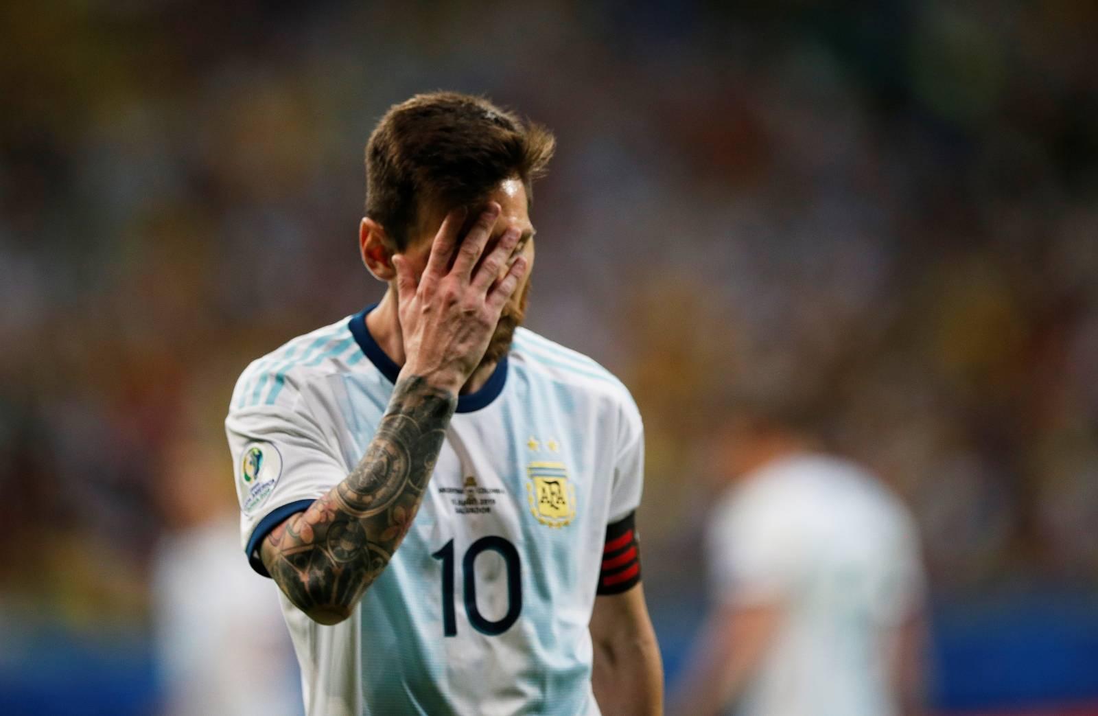Copa America Brazil 2019 - Group B - Argentina v Colombia