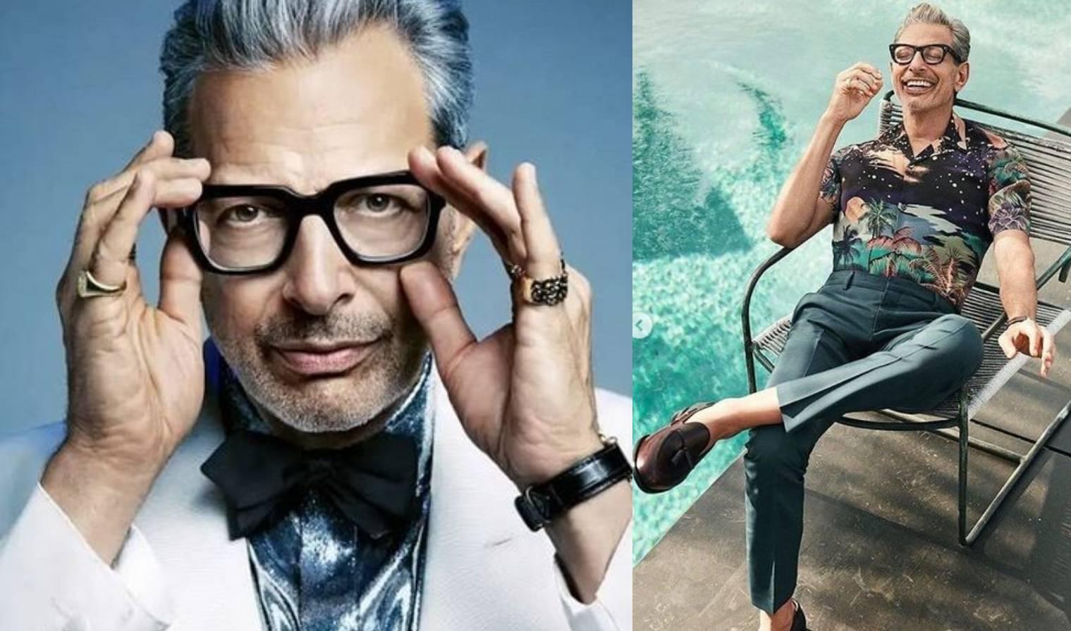 Jeff Goldblum ima impresivan stil, moda ga uistinu zabavlja