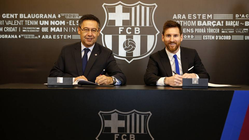 Navijači Barçe, odahnite: Leo Messi ostaje u klubu do 2021.!