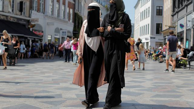 The Wider Image: Crime or right? Some Danish Muslims to defy face veil ban