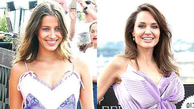 Nova Bradova cura podsjetila je fanove na Jolie: 'Mlađa kopija'