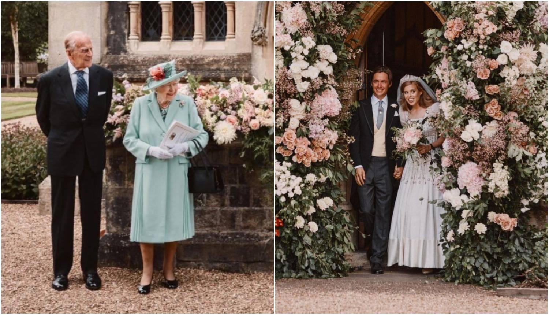 'Procurile' fotke: Beatrice nosila tijaru i prastaru haljinu kraljice