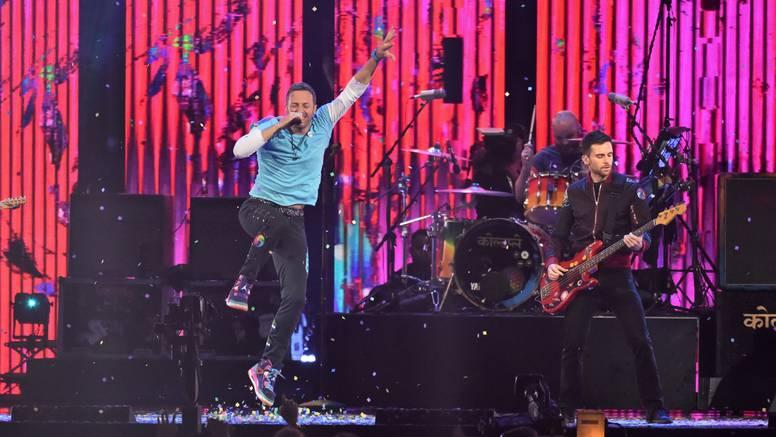 Uzeli pauzu: Coldplay odgodio koncerte kako bi zaštitili okoliš