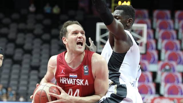 Kvalifikacijski turnir za Olimpijske igre, Hrvatska - Njemačka