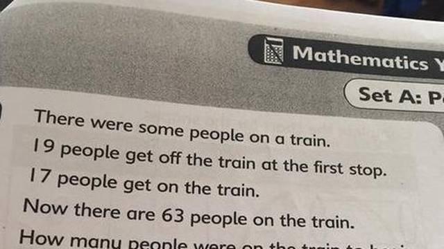 Mnogi ne znaju riješiti zadatak iz matematike za djecu - a vi?