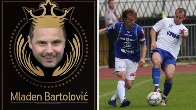 Mladen Bartolović: I danas me pamte kako sam na Maksimiru u derbiju izvrtio Mihaela Mikića