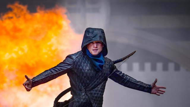 Prvi Osvetnik je došao: Robin Hood donijet će pravdu svima