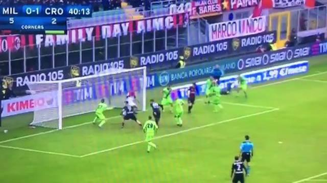 Pohvale trenera nisu uzaludne: Pašalić  zabio prvi gol za Milan