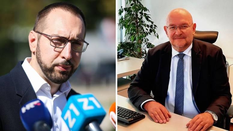 Vuković reagira na Tomaševića: Nisam mogao biti veliki učitelj članovima uprave po cijeli dan