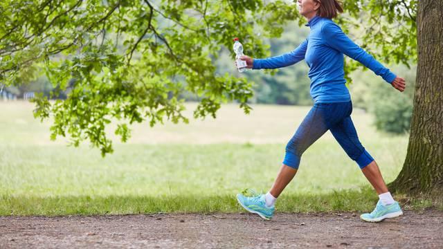 Za bolje zdravlje dovoljno je napraviti 7000 koraka dnevno