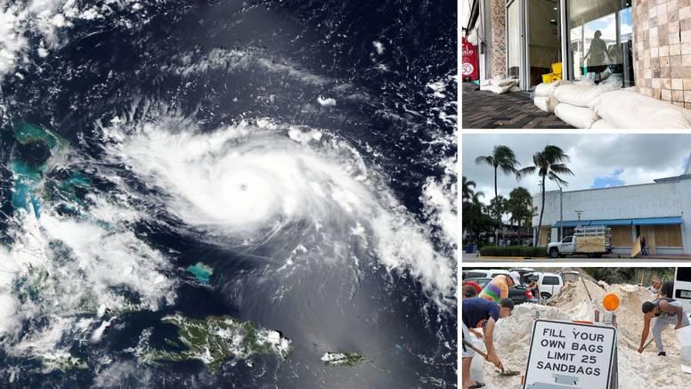 Dijelovi Floride su evakuirani: Jaki uragan stigao na Bahame