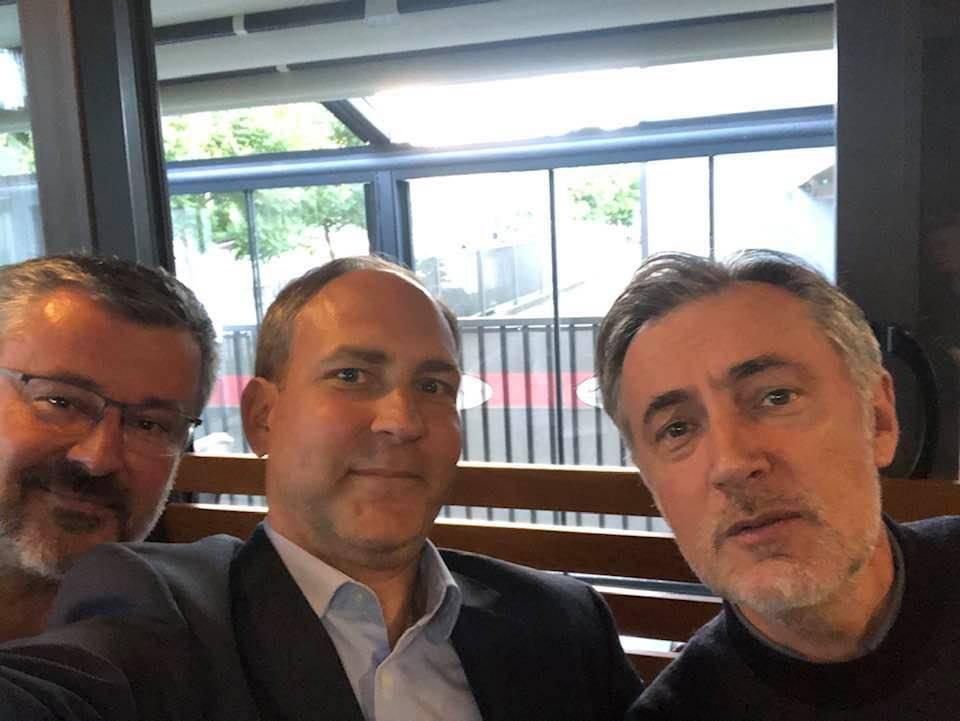Škoro, Bartulica i Orešković se sastali na kavi: 'Stay tuned!'