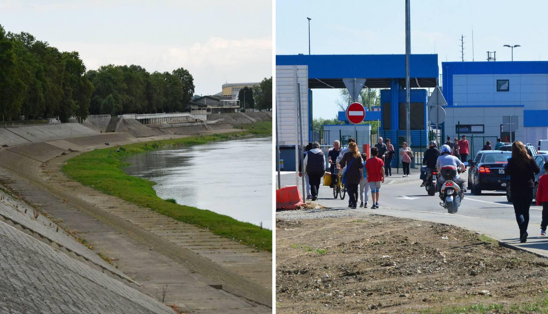 Zbog bombe iz II. sv. rata u Savi zatvaraju granični prijelaz