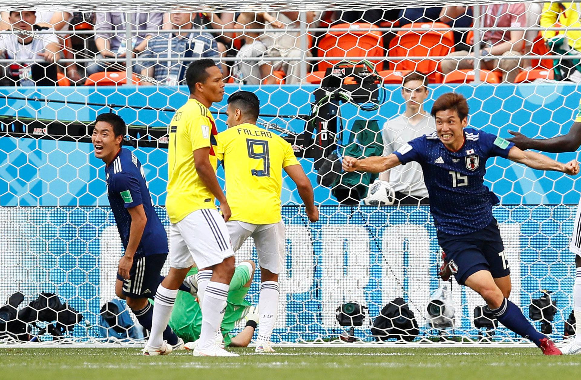 World Cup - Group H - Colombia vs Japan