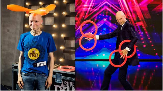 Žongler: 'Zbog ringova sam se znao porezati između prstiju'