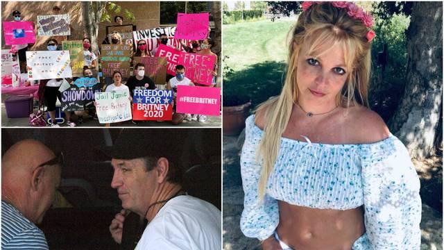 Britney Spears protiv oca, doći će i na sud: 'Ona ima demenciju'