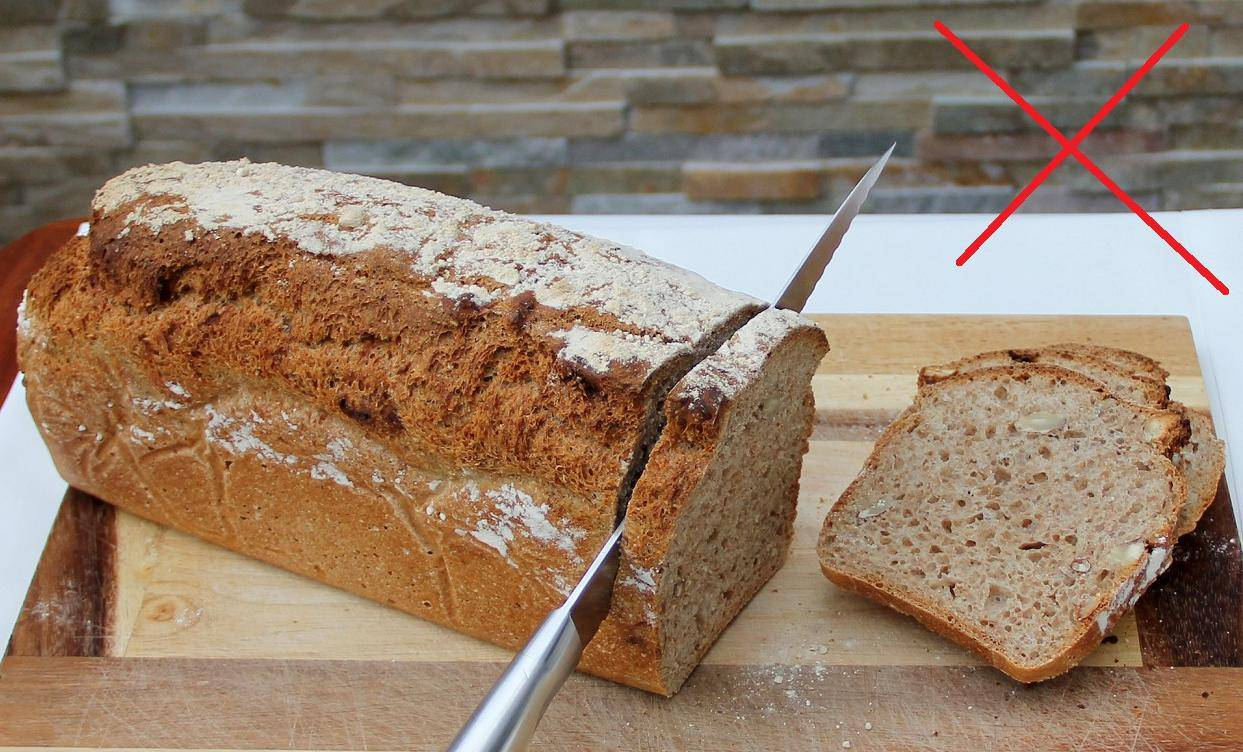 Cijeli život krivo režete kruh - ovo je puno bolji način za to