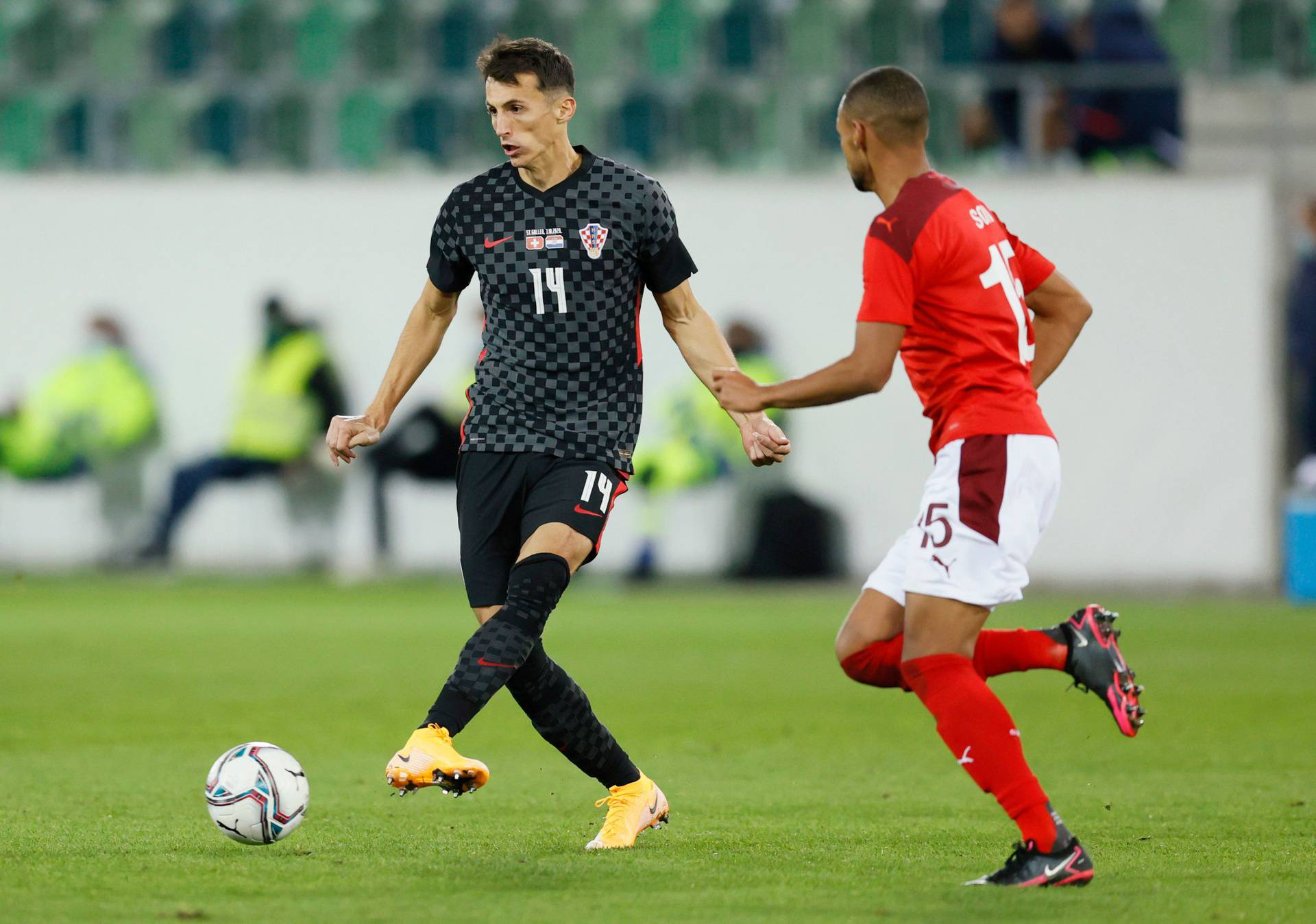 International Friendly - Switzerland v Croatia