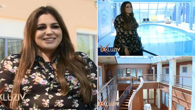 Lucija Šarić pokazala luksuzan dom s 13 kupaonica i kuglanom