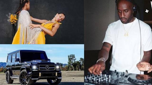 Virgil Abloh ima još jednu suradnju - uredit će Mercedes