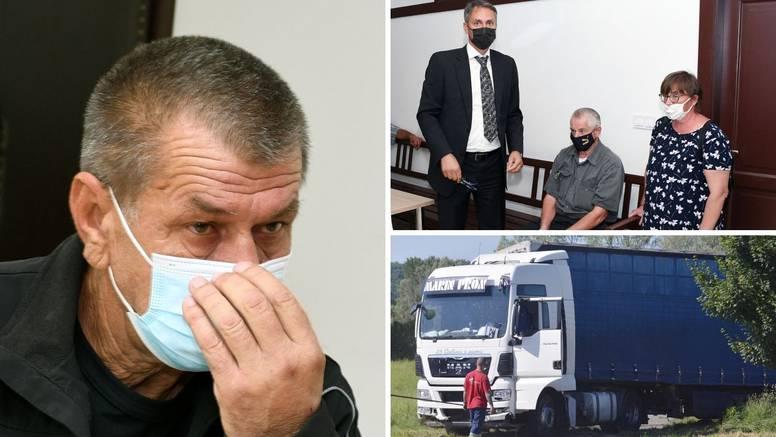 Vozač koji je kamionom usmrtio curice na odmorištu priznao krivnju. Ispričao se roditeljima
