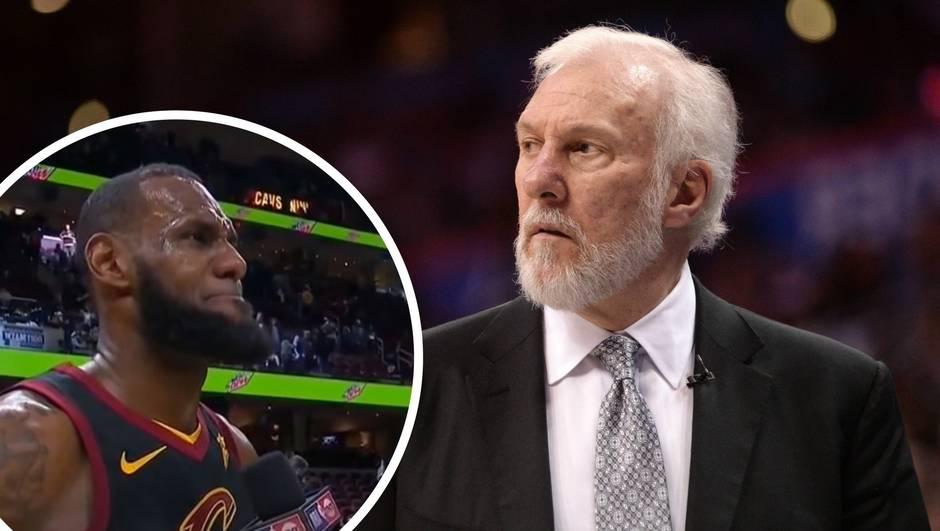 Popovichu preminula supruga, LeBron James na rubu suza