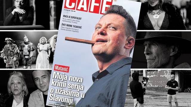 Najbolji TV magazin u povijesti Hrvatske u novom ruhu: Samo u 24sata u petak novi Cafe24!