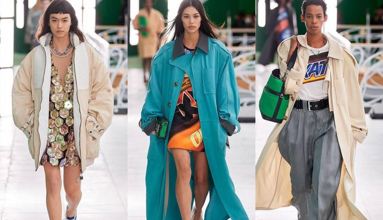 Louis Vuitton predlaže lepršave balonere i raznolikost detalja