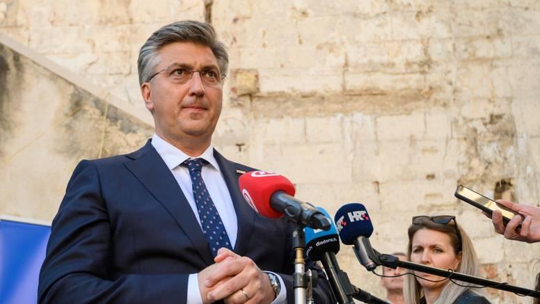 Plenković: 'Kandidatura Bože Petrova za župana apsurdna, on se zalaže za ukidanje županija'