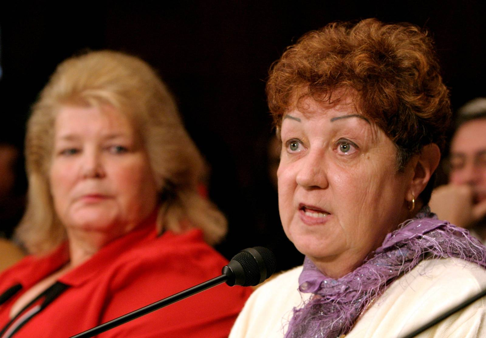 FILE PHOTO: Congress holds a hearing on the consequences of Roe v. Wade and Doe v. Bolton on Capitol Hill.