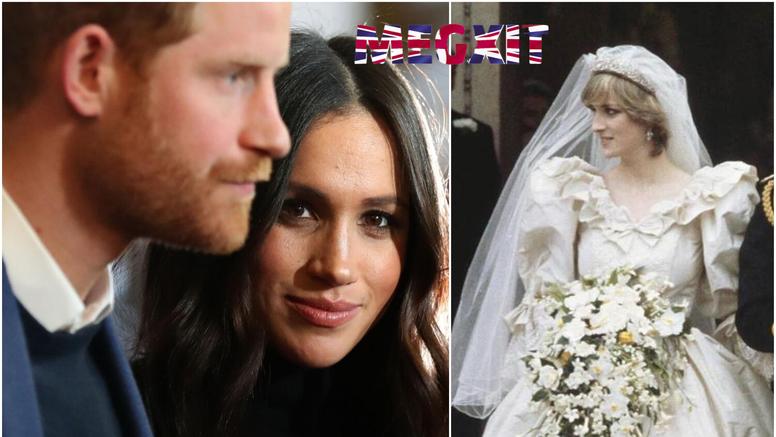 'Da je princeza Diana još živa, postupila bi isto kao i Meghan'
