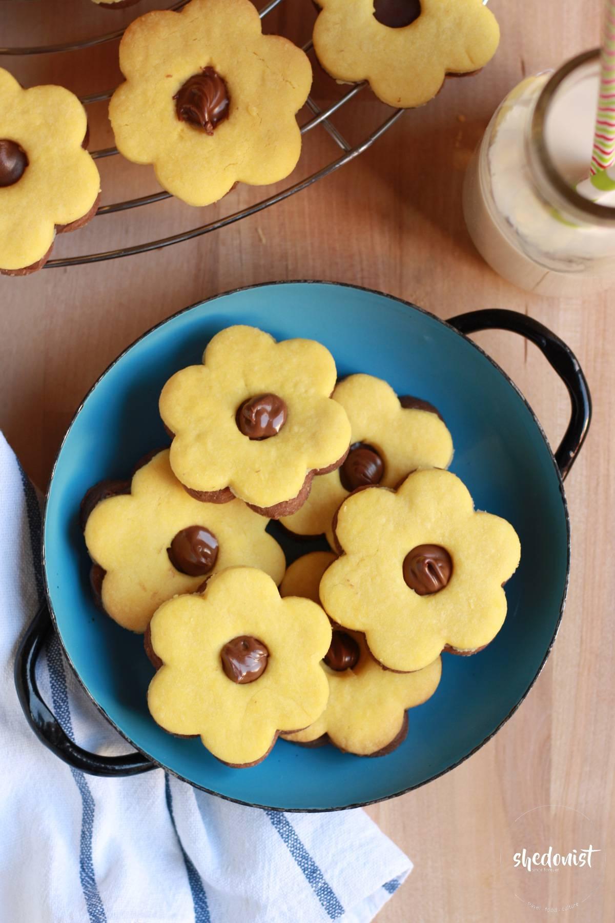 Nije šala: Evo recepta za prhke domaće moto kekse s Nutellom