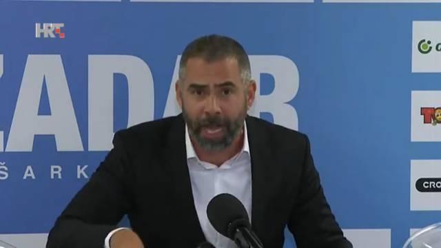 Nazor poludio na konferenciji! 'Pa oni moraju poštivati Zadar'
